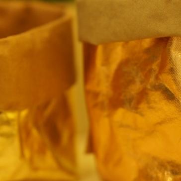 Kivoja säilytyspussukoita Cobellosta.