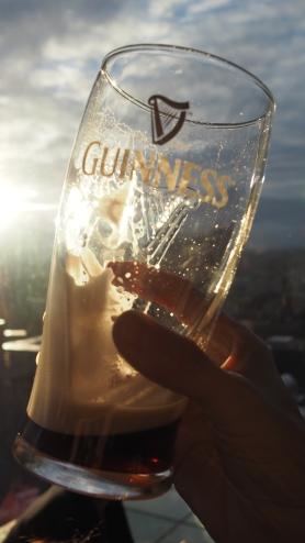 Elämäni eka, cheers.